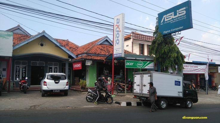 Toko-Toko Komputer dan Laptop di Kuningan Jawa Barat