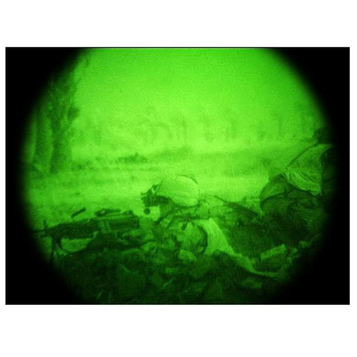 ATN - PVS7 Night Vision Goggles - 3rd Gen #nightvision