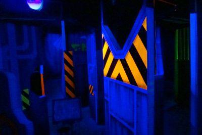 Megazone – laserX, paintball, Rodeo, hinderløyper, GladiatorX. Masse gøy