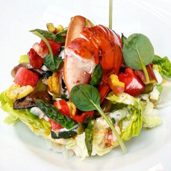 Salade kreeft