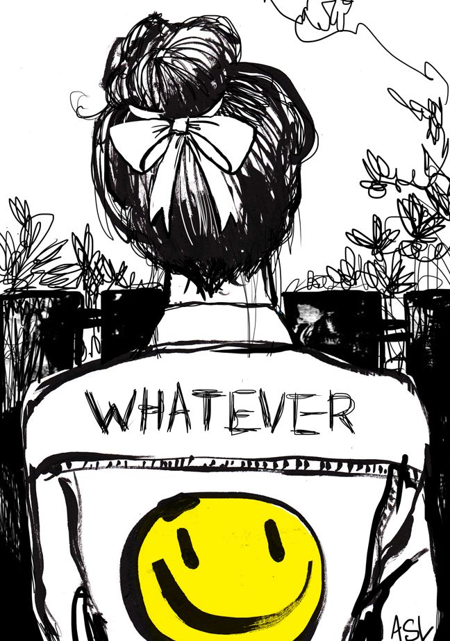 by  Amanda lanzone: whatever