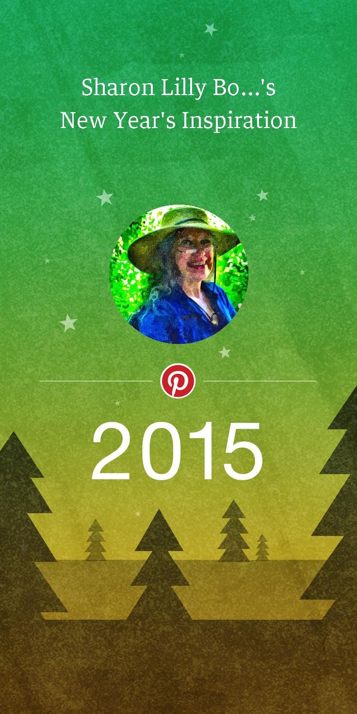 Watch to see what's trending for Sharon Lilly Bowes this year!