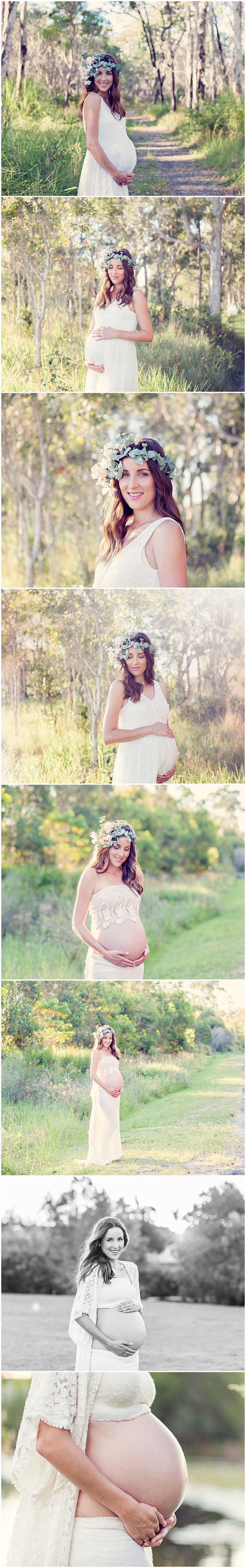 Michele Bird Photography ~ Sunshine Coast Maternity Photographer