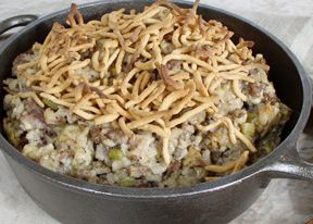 Simple Tuna Casserole Recipes