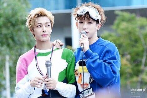 투원(2WON) 형원×원호(Hyungwon&Wonho)