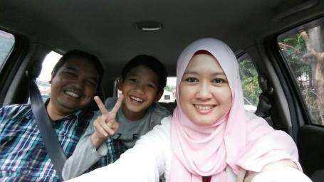 Malezyjska rodzina