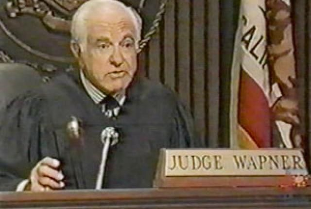 #WhateverHappenedTo...this guy? => 5 Things You Didn't Know About Judge Wapner.