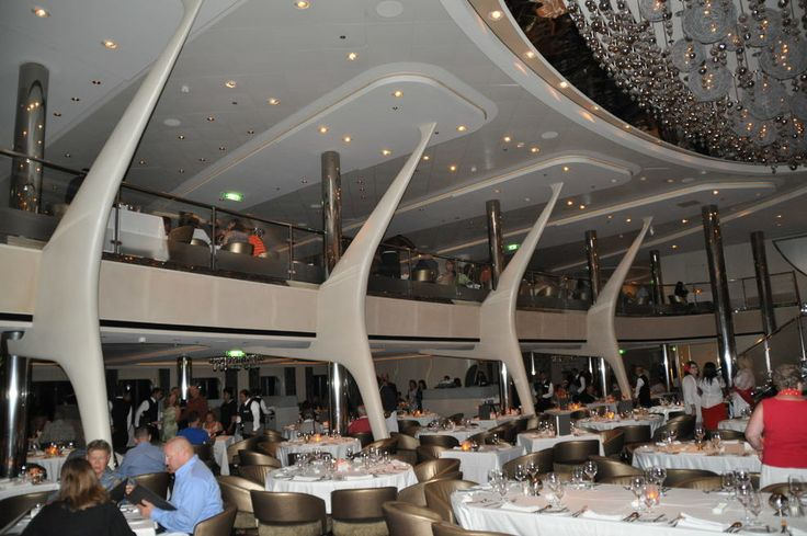 The best cruise ships for dining chosen by cruisers. All rankings are based on member review ratings for cruises taken in 2016.