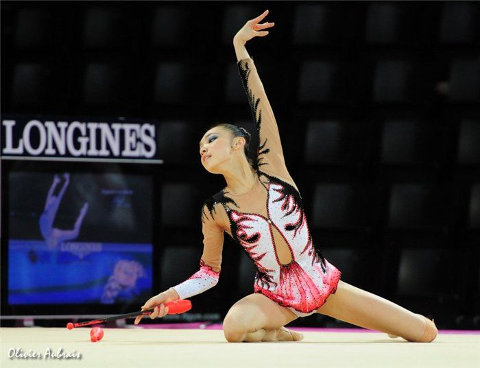 Linyi Peng (China), World Championships 2011