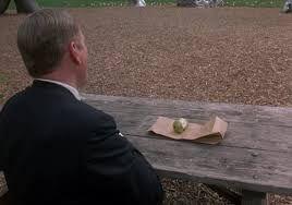 Post stock market crash picnic