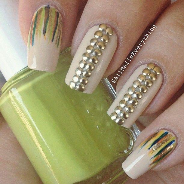 51 mejores imágenes de i love nails en Pinterest   Diseños de uñas ...