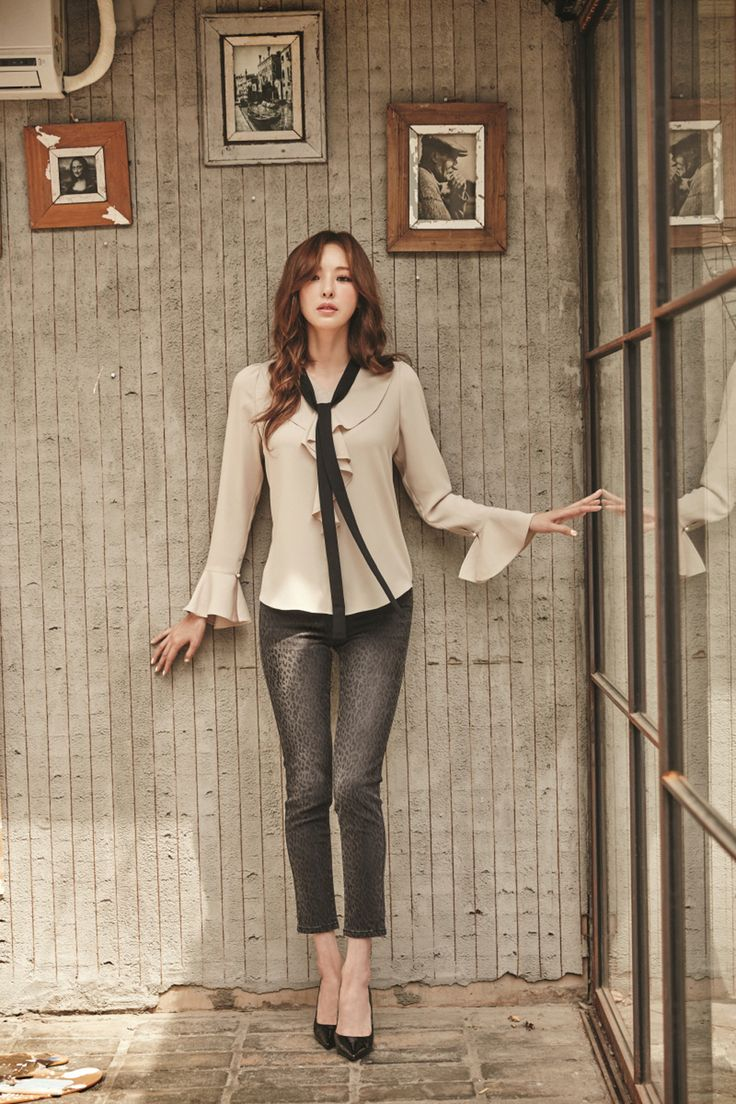 Lee Da Hee - SI (F/W '16)