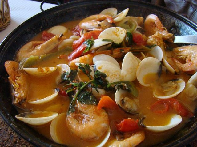 Recipes For Cataplana Without Sea Food