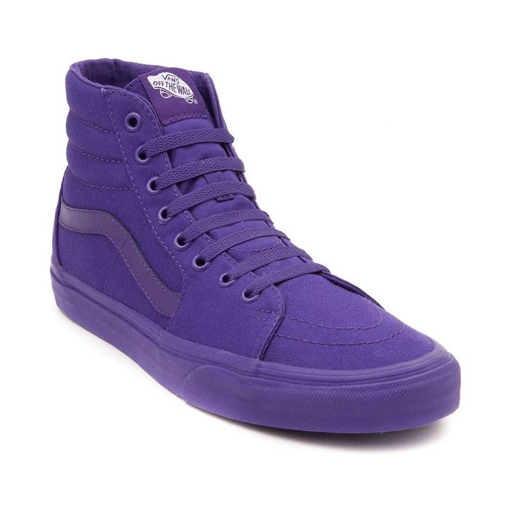 vans shoes high tops purple. play it cool with the new hi skate shoe from vans! get on board shoe, featuring a hi-top design constructed durable textile u vans shoes high tops purple b