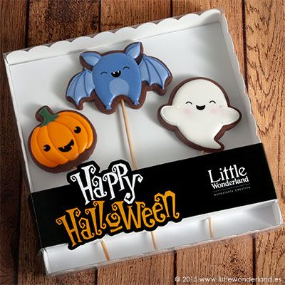 Taller de galletas decoradas especial Halloween | Halloween cookie decorating workshop
