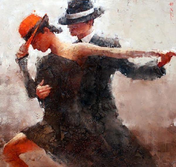 Paintings by Andre Kohn