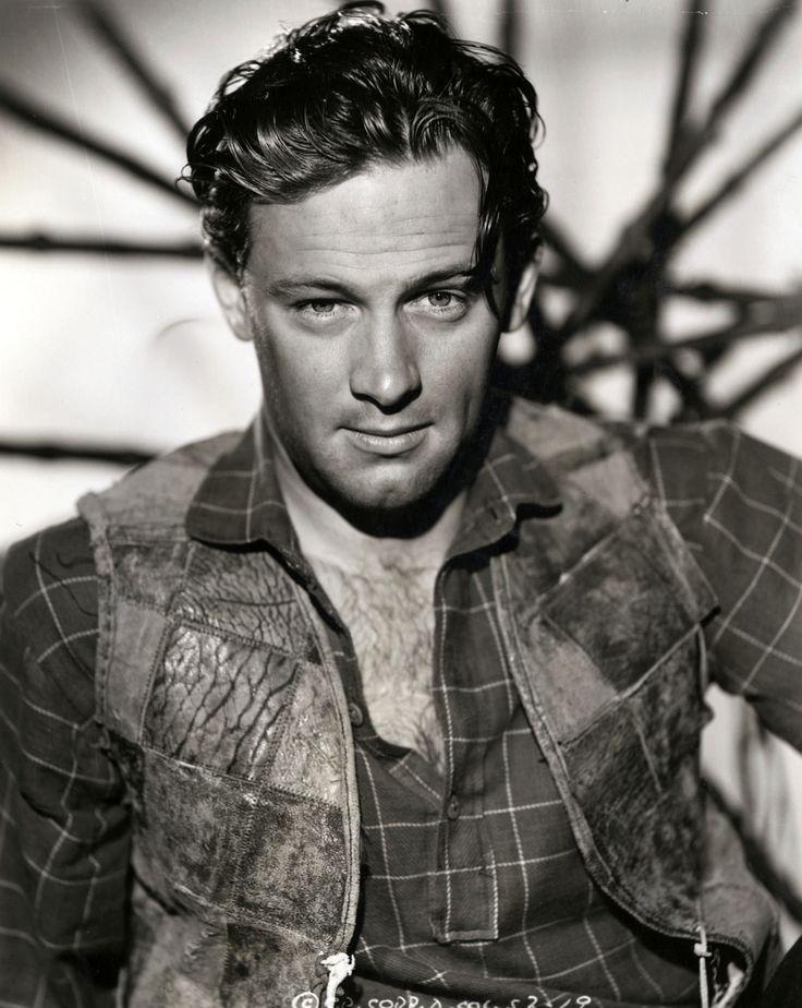 "William Holden en ""Arizona"" (1940)"