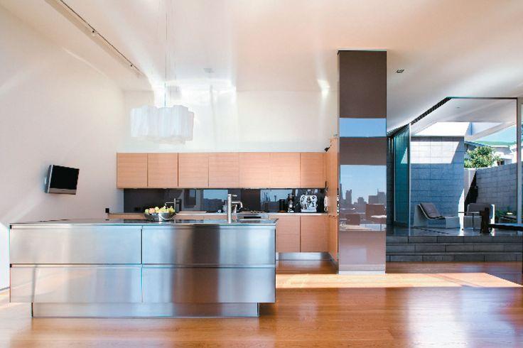 Mai Mai House, Freeman's Bay, Auckland, Patterson Associates.