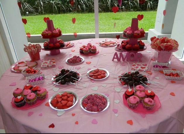 Hearts Bday Party