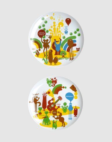 Love message DOMESTIC by Geneviève Gauckler Piattohttp://www.yoox.com/it/58003491UW/item?dept=design#sts=sr_design80&cod10=58003491UW&sizeId=1