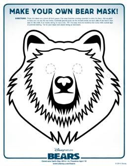 Free Bears Activity Sheets