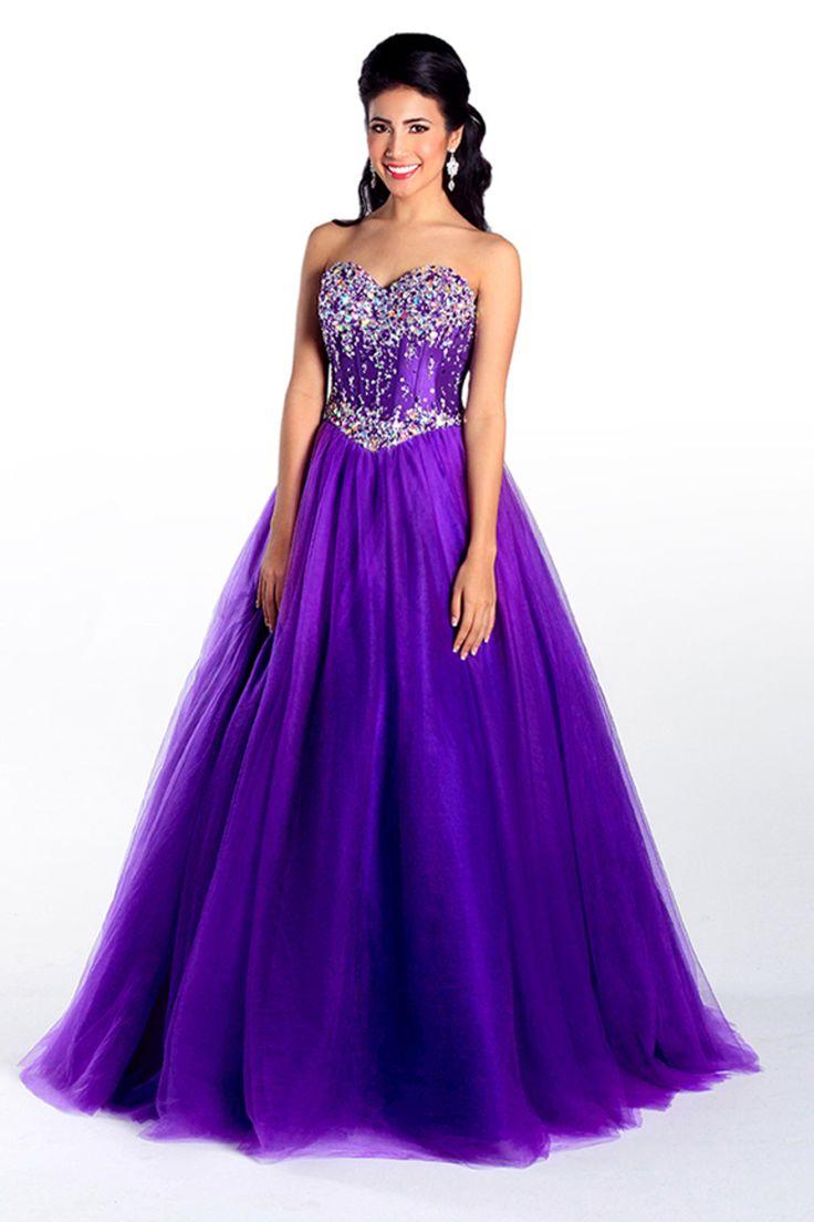 12 best Prom Dresses images on Pinterest | Ball dresses, Formal ...