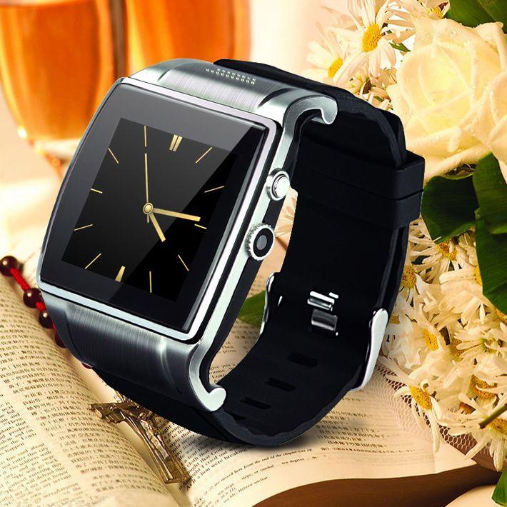 2016 neue L18 Heißer Bluetooth Smart Watch Armbanduhr 1,54 ''Hallo Uhr 2 Smartwatch für Android Smartphones Armband //Price: $US $41.22 & FREE Shipping //     #clknetwork