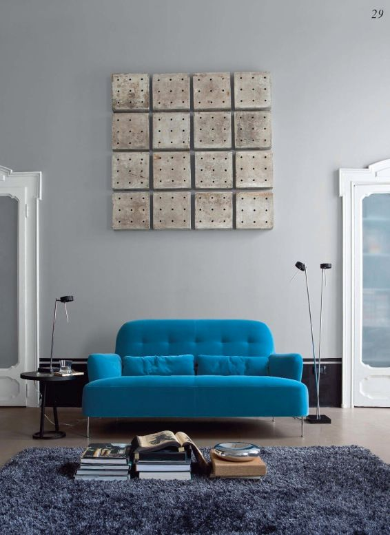 Harry Sofa By Eric Jourdan Live Beautifully! Www.lignerosetsf.com  #LigneRosetSF #