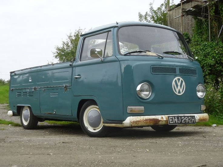 1970 Early bay single cab pick up £6250 - VW Forum - VZi, Europe's largest VW, community and sales