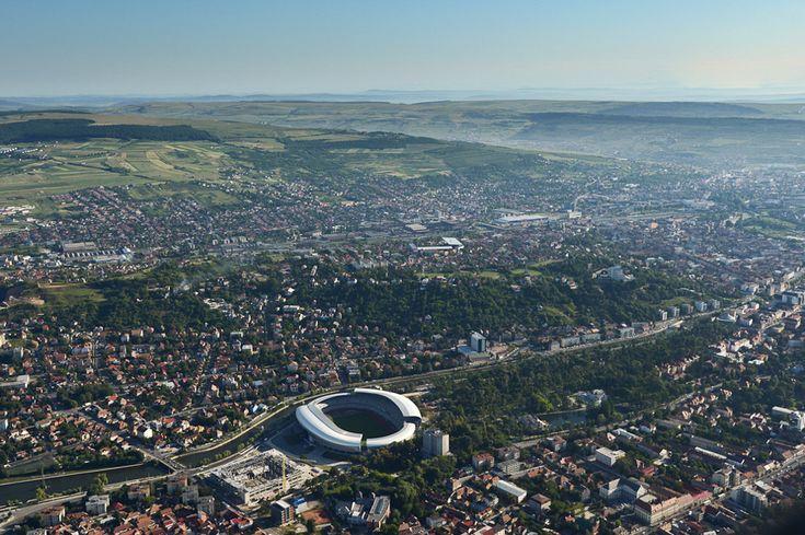 #Cluj-Napoca. (  Dragoş Asaftei  )