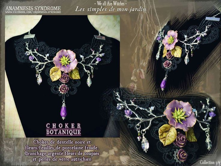 Witchy choker AnamnesisSyndrome