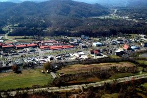 Cabins near the Pigeon Forge Parkway close to all your favorite attractions.