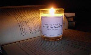 Echantillon bougie parfumée Via Della Basilica #rivesudinterior #candle #luxurycandle #scentedcandle #bougie