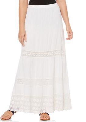 Rafaella Women's Broomstick Skirt -  - No Size