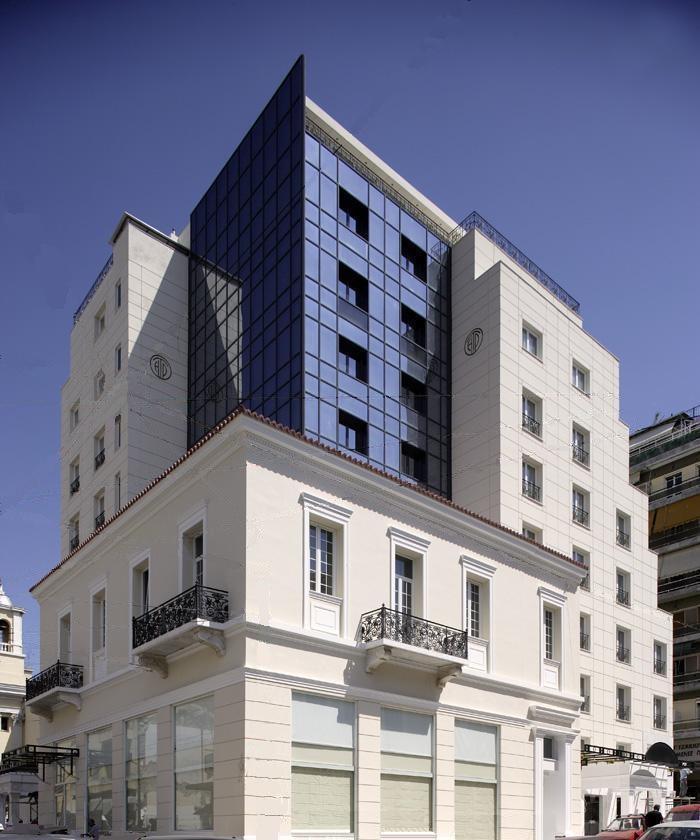 Piraeus Theoxenia Exterior View, Luxury Boutique Hotel, Piraeus, Athens, Greece
