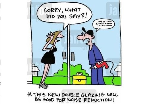 Do you have a Noise Problem?  Whatever it is...Traffic, Neighbours, Aircraft, Husband or Wife??? UPVC Double Glazing to reduce noise...let us show you how to achieve it using Affordable Double Glazing  FREE Quotes 1800 822 207 #Perth #ADG