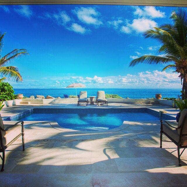 Les Palmiers Villa St Martin #exceptionalvillas