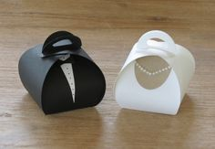 zeit-zum-basteln.de - Zierschachteln von Stampin Up als Braut und Bräutigam - für Geldgeschenke
