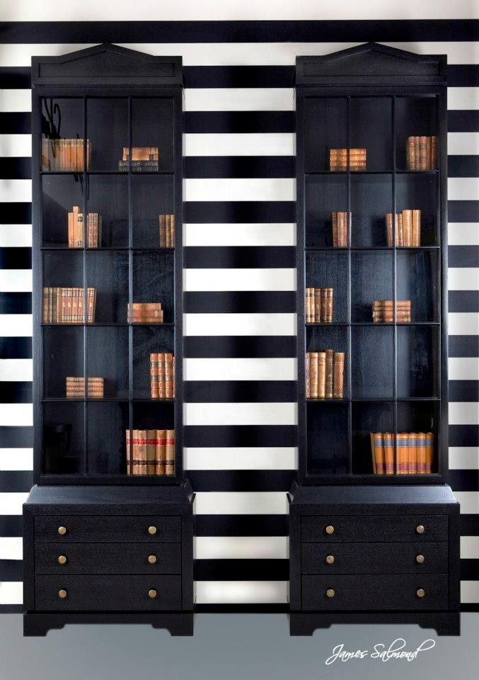 The height gives them a column like appearance and even though one on its own is beautiful, displayed as a pair they are totally decadent. Of course I can customize the height to suite your interior. If you are looking for an elegant statement in your furniture, consider the oxford bookcases.