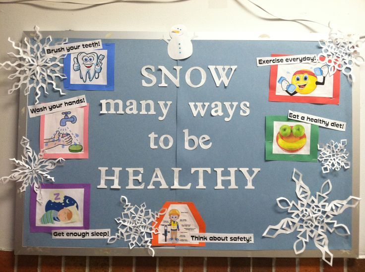 School Bulletin Board on Pinterest | Nurse Bulletin Board ...