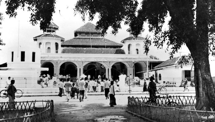 Great Mosque of Malang, Malang (1890)