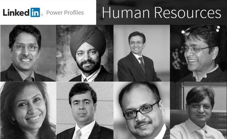 LinkedIn Power Profiles : Human Resources