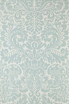 Our Bedroom Wallpaper (accent Wall): Farrow U0026 Ball Silvergate BP 841 Part 61