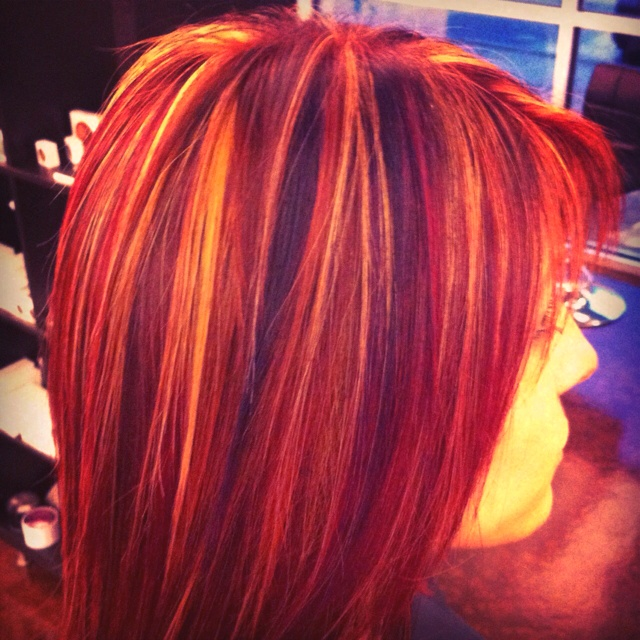 100 best images about ELUMEN HAIR COLOURS BY GOLDWELL on ...