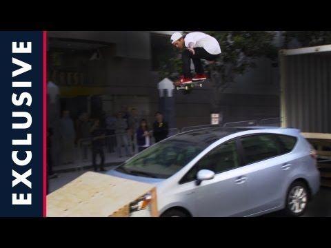 Sheckler Sessions - Car Gap in SF - Episode 10
