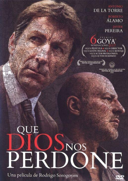 Que Dios nos perdone [Vídeo (DVD)] / dirigida por Rodrigo Sorogoyen