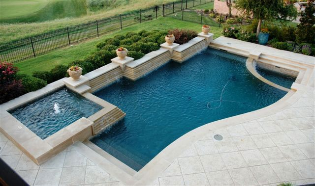 17 Best Ideas About Gunite Pool On Pinterest Swimming Pools Backyard Pool Designs And Pool