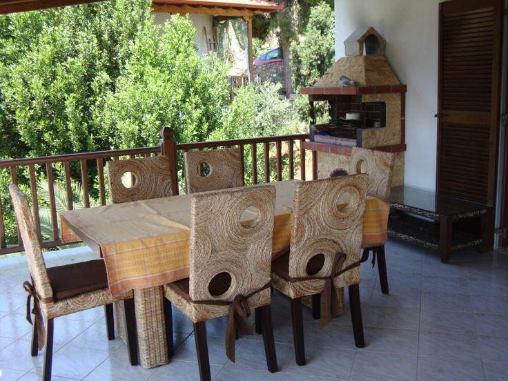 Amaryllis-the terrace @ Porto Koufo Resort
