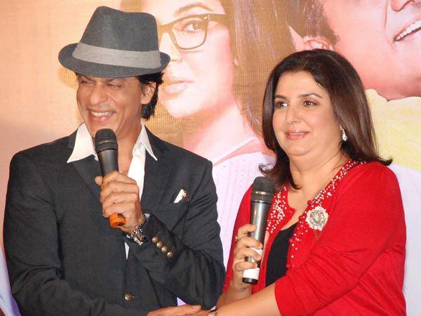 Farah Khan denies making a sequel of 'Main Hoon Na'