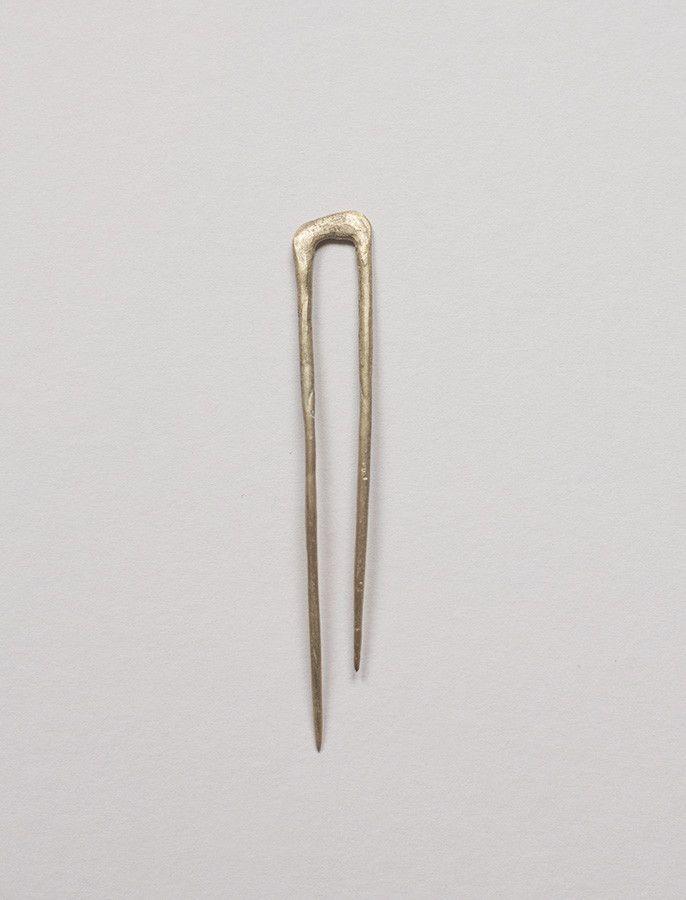 Bronze Hair Pin